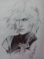 Raiden from MGS2 Son of Liberty by ppleong