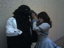 Raven Mytho and Rue, Kcon 2011 by Sunnybrook1