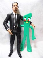 gumby and pal by bimbysgotitgood