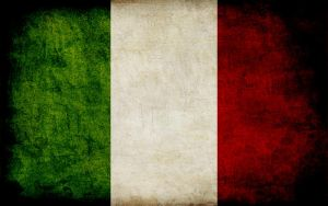 Italy Grunge Flag 1440x900 by archidisiac