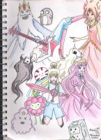 Adventure Time - With Finn and Jake! by AnImAtEd-MeDoW