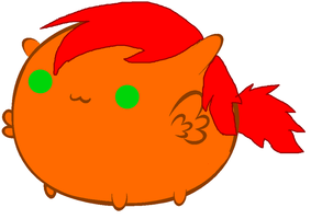 Dazzle Ember blob by MienfooInTraining