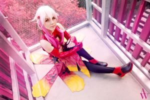 Inori Yuzuriha (Guilty Crown) by AndyWana