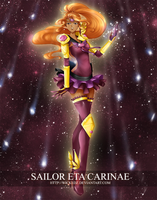 C: Sailor Eta Carinae by wickedz