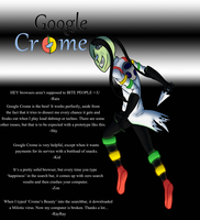 Google Crome - Gift by Heavenbat