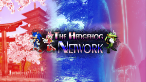 The Hedgehog Network by CorpaBeast