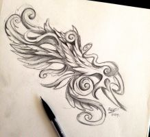 Wing Design by Lucky978