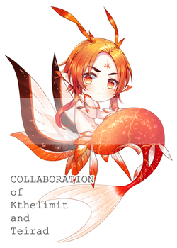 [Commission COLLABO] Chibi (with Kthelimit) by Teirads