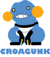 croagunk by remoraid