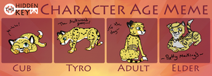 Fumo through the Ages by GypsyCrest19