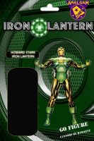 Iron Green Lantern custom card by TheProsFromDover
