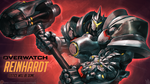 Reinhardt - Overwatch by atryl