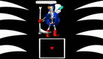 Undertale: Papyrus Genocide Final Battle by SelTheQueenSeaia