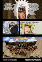 Naruto 442: You're the only one... by DeathRuner