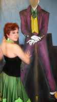 Me and MY Joker by lexophile42