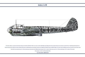 Ju 88 A-4 KG26 1 by WS-Clave