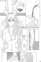 Morning Sunshine -Pg01- by VnixxiR