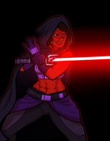Sith Warrior- Swtor by Caffeccino