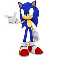 Sonic by Mike9711
