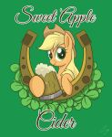 AJ St. Patrick's Day Tee by steffy-beff