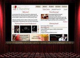THE Theatre by alwinred