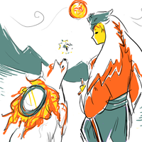 Look here is an Okami picture by TinSil