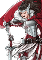 Lady Sif by Vylla