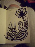 Tattoo Sketch 2 by funknfree