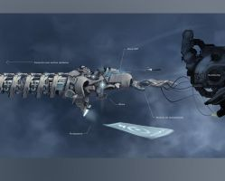 Space Dock by Samize