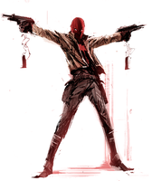 Red Hood by naratani