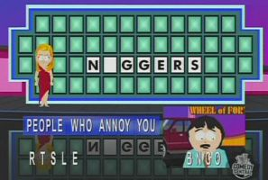 South Park Wheel of Fortune by Raza5