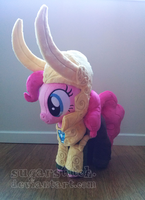 MLP FiM: Loki Pie by sugarstitch