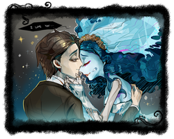 Corpse Bride by Byam