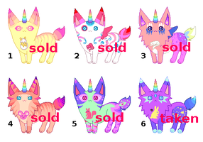 [CLOSED] UniBunnyCat Sheet by mouldyCat