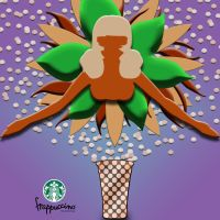 Frappuccino Love by justinpooh