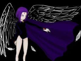 Raven by guardian-angel15