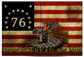 Don't Tread On Me by LonnieCorley