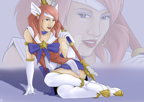 Star Guardian Lux by The-Piojolopez