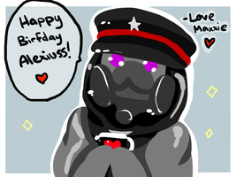 Happy Birthday from Zee Captain! by Maximum-Delusion