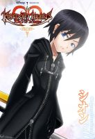 Kingdom Hearts 358/2day -Xion by Darkness1999th