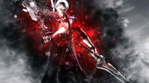 Devil May Cry 4: Nero by DevilKazz