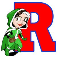 Little Rogue Riding Hood by norrit07