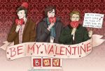 BBC = B.M.V - Be My Valentine by sketchditto