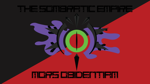The Flag of the Sombratic Empire by PilotSolaris
