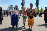Final Fantasy X Cosplay - Yuna, Rikku and Wakka by XHarmonySpiritX