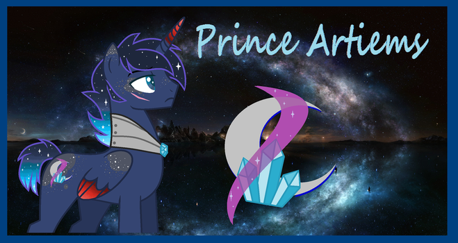 Prince Artiems by Andermarek107
