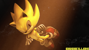Super Sonic! by ShushiKillers