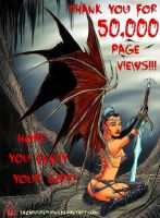 50K Demoness Loves You by LazarusReturns