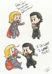 I DO WHAT I WANT, THOR by Inamkur