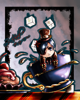 Little Ciel - Colored by LeaOfSorrow